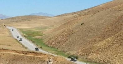 Veregoz'a tüm yollar kapalı