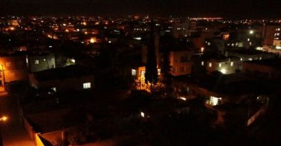Polis Nusaybin'de bir Suriyeliyi vurdu