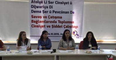 'IŞİD'in esir aldığı kadınların sesini duyurmalıyız'