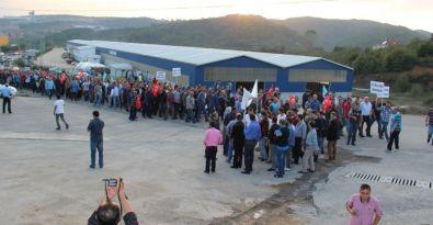 Tat Metal'de sendikalı olan işçiler işten atıldı