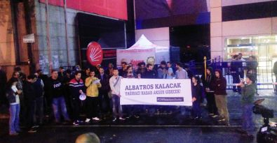 Yaşam alanı savunucularından CHP'ye uyarı: Hüseyin Akgün'ü durdurun!