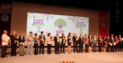 HDP'nin İzmir adayları tanıtıldı
