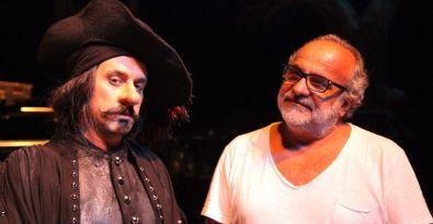Cyrano de  Bergerac yeniden  Şehir Tiyatroları'nda