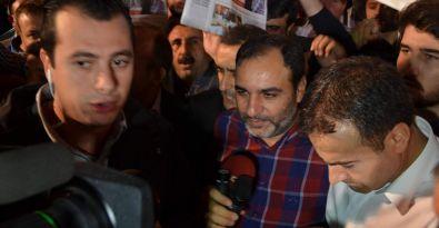 Gazeteci Bülent Keneş'in tutuklanmasına itiraz