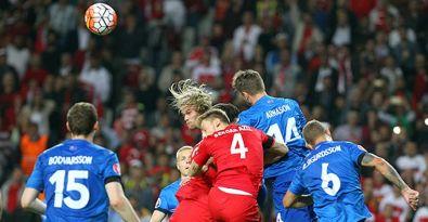 2016 Avrupa Futbol Şampiyonası Elemeleri'nde grup maçları tamamlandı