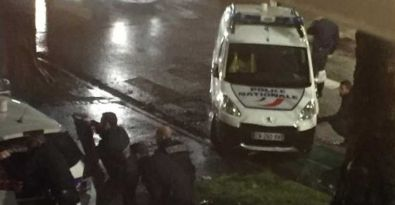 Fransa'da rehine krizi polisi alarma geçirdi