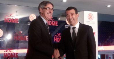 Kültür ve Turizm Bakanlığı, Euroleague'in partneri oldu