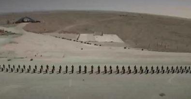 Nusra, 42 Suriye askerini infaz ettiği videoyu yayımladı