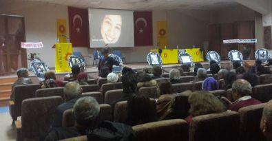 Karaman'da 25 Kasım etkinliği