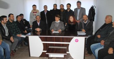 Adana'dan 'barışa ses ver' çağrısı