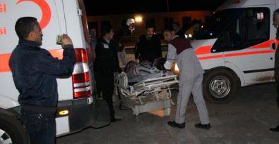 Siverek'te askeri araç devrildi