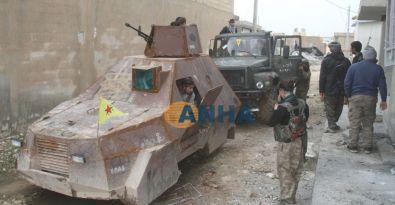 YPG doğuda ilerliyor