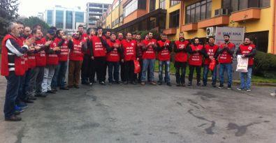 Paksan işçisi greve hazır