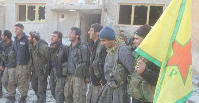 Kobanê'de Qeremezrê köyü IŞİD'den temizlendi