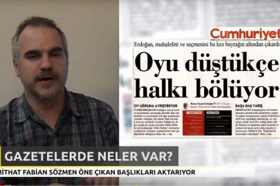 Gazetelerde 'Ne Var Ne Yok?' - 28 Şubat 2019 Perşembe