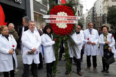Sağlık emekçileri bu yıl da 14 Mart Tıp Bayramı'nı kutlayamıyor