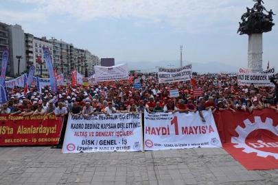 DİSK İstanbul'da 1 Mayıs alanını belirlemek için toplanacak