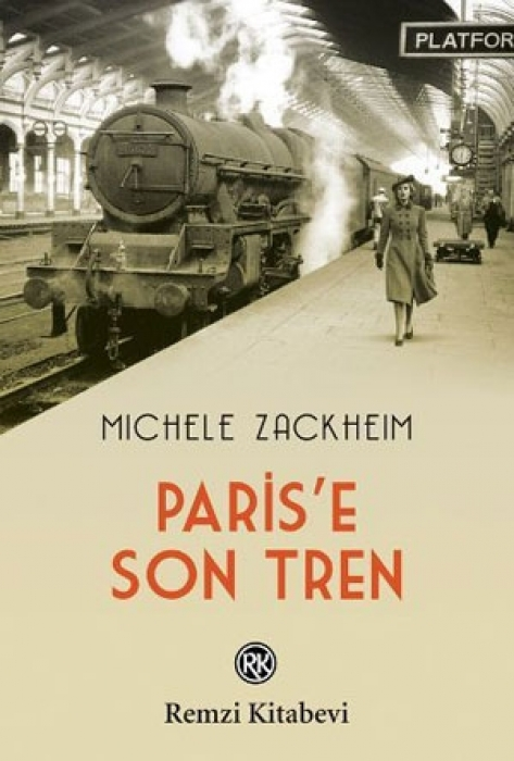 Paris'e son tren