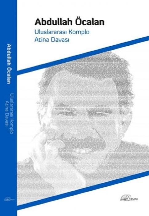 'Uluslararası Komplo- Atina Davası' Amara Yayıncılık'tan çıktı