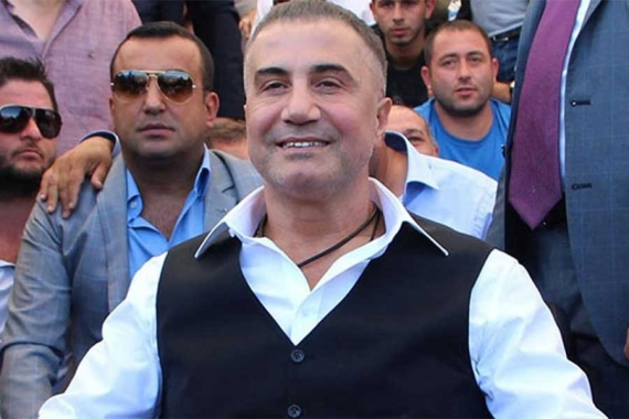 Sedat Peker, 'Fatih Altaylı'yı tehdit' davasından beraat etti