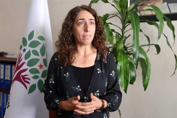 HDP'li vekil Aydeniz: Dış politikada itibarsızlaşan iktidar Kürtlere saldırıyor