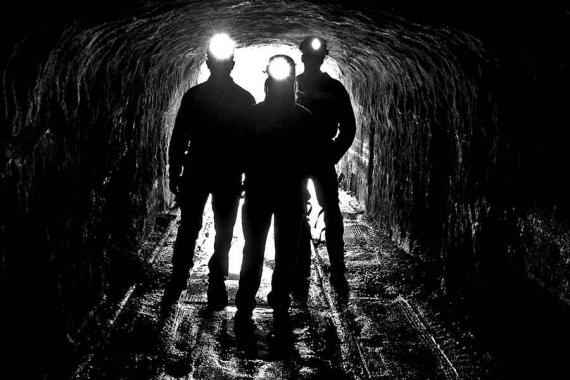 Yeni Çeltek'te madenciler işsiz kalma tehlikesiyle yüz yüze