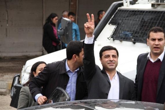 Demirtaş: İmralı ve Kandil görüşmeleri devletin onayında yapıldı