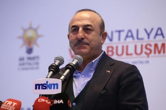 Çavuşoğlu: Suriye rejimi ile dolaylı temas halindeyiz