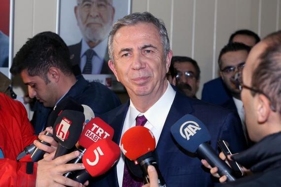 """Mansur Yavaş'ın """"550 sandık YSK'ye gelmedi"""" iddiasına YSK'den yanıt"""