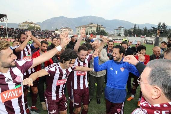 Hatayspor, Başakşehir'i Türkiye Kupası'nın dışında bıraktı: 4-1