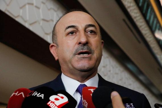 Çavuşoğlu'dan İdlib açıklaması: Rejim ateşle oynamamalı