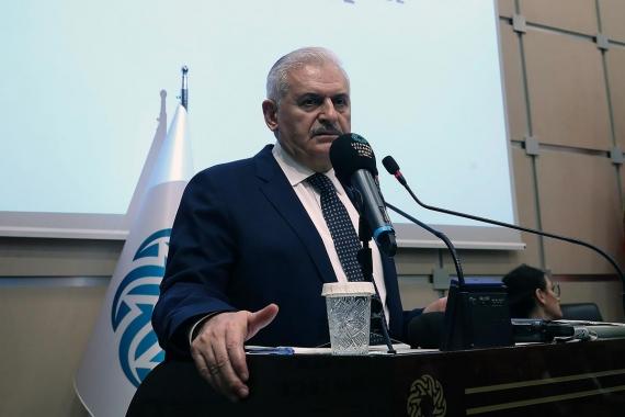 Binali Yıldırım'dan seçim vaadi: İstanbul'da 24 saat toplu taşıma