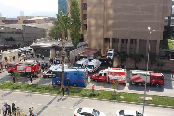 İzmir Adliyesinde ölüme yol açan gaz kaçağı vakasındaki ihmaller