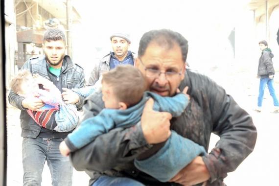 BBC Suriye yapımcısı: Kimyasal saldırı görüntüleri mizansendi