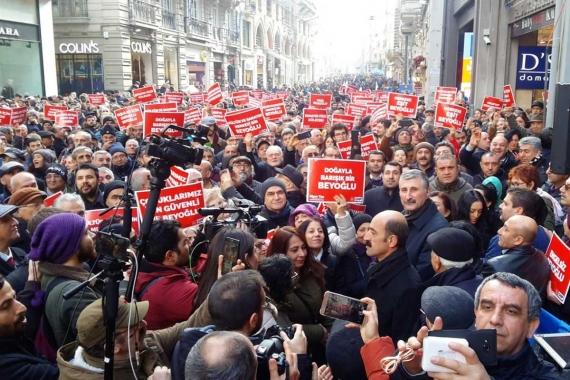 Alper Taş: Beyoğlu'da yeni bir başlangıcın vakti!