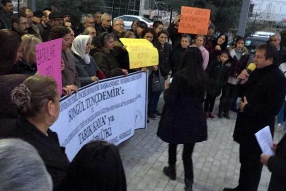 PSAKD, yöneticilerinin derhal serbest bırakılmasını istedi