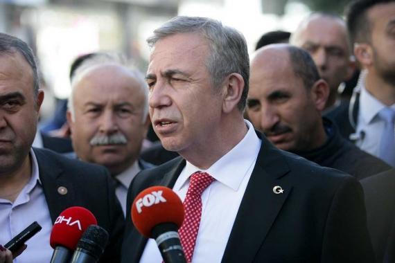 """Mansur Yavaş hakkında """"suçu bildirmemek"""" suçundan soruşturma açıldı"""