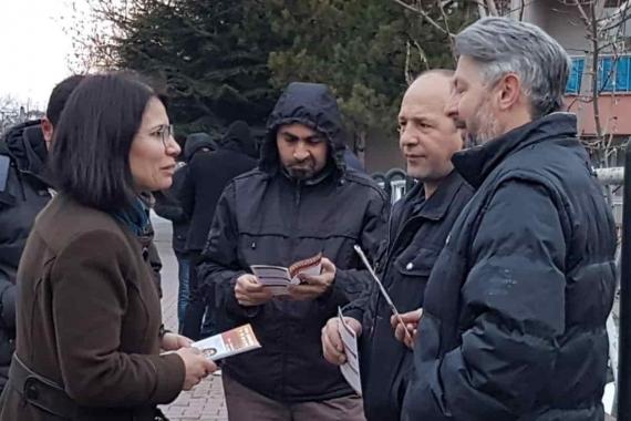 Kayseri bağımsız adayı Sarıoğlu: Belediyeler kâr amacı gütmemeli