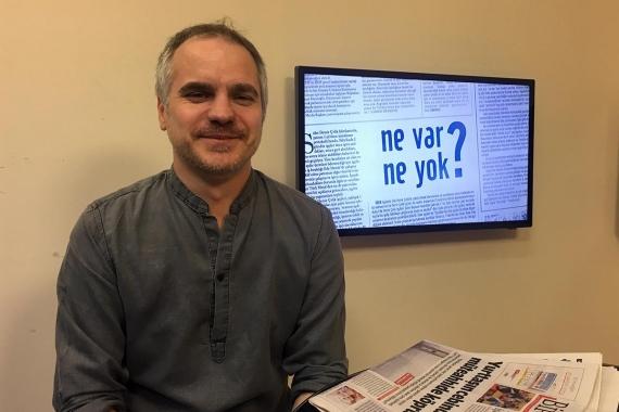 Gazetelerde 'Ne Var Ne Yok?' - 18 Haziran 2019 Salı