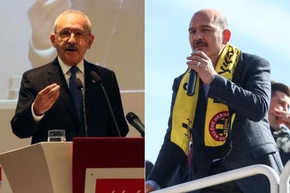 CHP, Süleyman Soylu için suç duyurusunda bulunacak