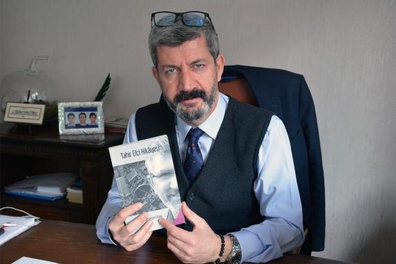 Yazar Muharrem Erbey: Tahir Elçi'nin nasıl yaşadığını yazmak istedim
