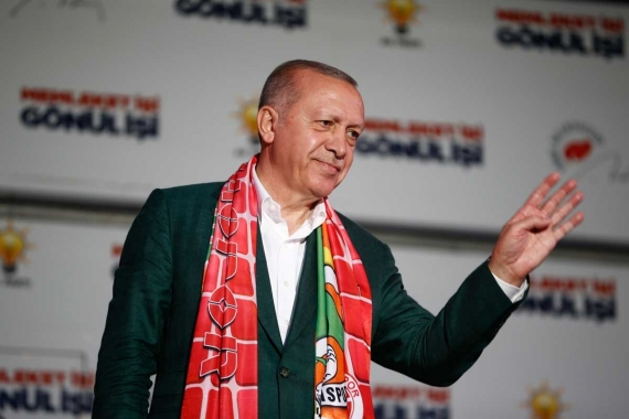 Erdoğan katliam görüntüleri üzerinden seçim çağrısı yapıyor