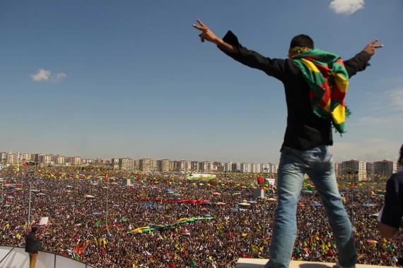 Kürt'ün Newroz'u ya da Kürt'ün kederli yalnızlığı