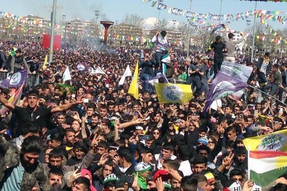 2019 Diyarbakır Newroz'undan yansıyanlar