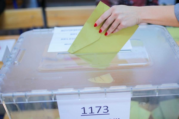 YSK seçmen listesini güncelledi: 68 bin 17 kişi oy kullanamayacak