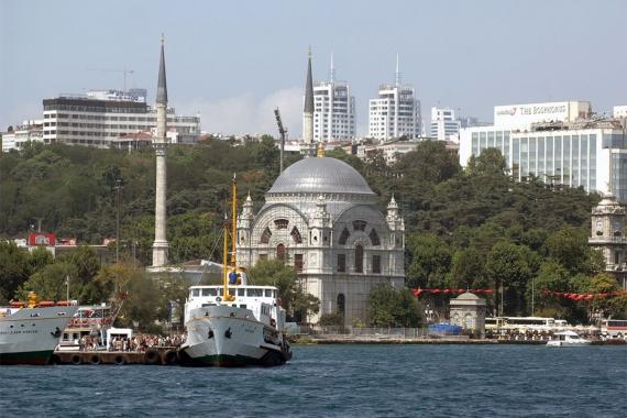 Beşiktaş'ın arkeolojik katmanları ortaya çıkarıldı