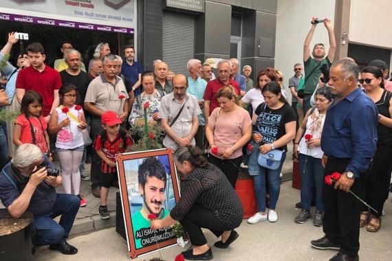 Ali İsmail Korkmaz'ın ölümüne yol açan emniyet müdür yardımcısına ödül gibi ceza