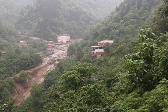 Trabzon'da HES borusu patladı: 2 ölü, 1 yaralı