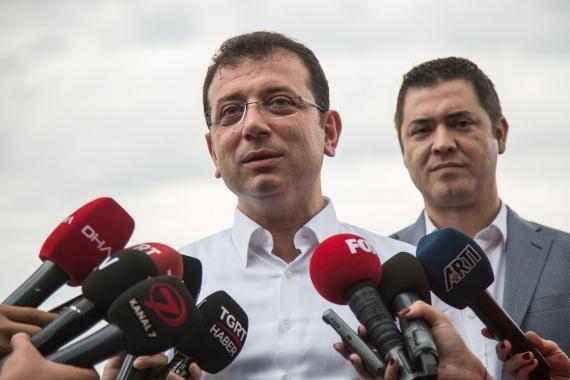 Ekrem İmamoğlu: İstanbul'da en büyük ihaleler canlı yayınlanacak