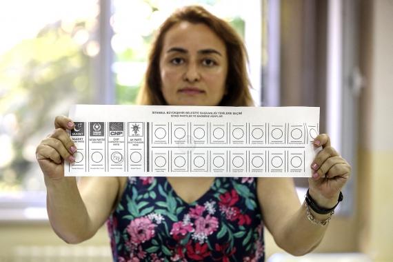 23 Haziran İstanbul seçimi: İlçe ilçe sonuçlar
